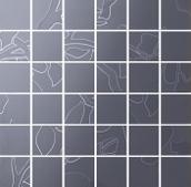 Tessita Grafit Mozaika Cięta 29,8x29,8 Tessita/Tessito 29,8 x 29,8 cm