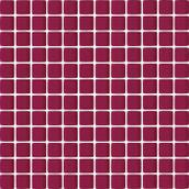 Uniwersalna Mozaika Szklana Bordo 29,8x29,8 Abrila/Purio 29,8 x 29,8 cm