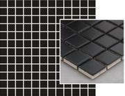 Albir Nero Mozaika Prasowana K.2,3X2,3 29,8x29,8 Altea / Albir 29,8 x 29,8 cm