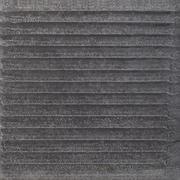 Bazalto Grafit C Klinkier Struktura Głęboka 30x30 Bazalto 30 x 30 cm