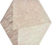 Esagon Linum Beige Inserto C 19,8x17,1 Esagon 17,1 x 19,8 cm