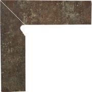 Ilario Brown Cokół 2 El.-Lewy 8,1x30 Ilario  8,1 x 30 cm