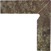 Ilario Brown Cokół 2 El.-Prawy 8,1x30 Ilario  8,1 x 30 cm