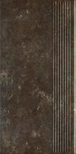 Ilario Brown Stopnica Prosta 30x60 Ilario  30 x 60 cm