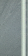 Arkesia Grigio Stopnica Prosta Nacinana Mat. 29,8x59,8 Arkesia 29,8 x 59,8 cm
