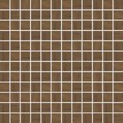 Loft Brown Wood Mozaika Prasowana K.2,3X2,3  29,8x29,8 Loft 29,8 x 29,8 cm