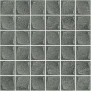 Minimal Stone Grafit Mozaika Prasowana K.4,8X4,8  29,8x29,8 Minimal Stone 29,8 x 29,8 cm