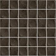 Minimal Stone Nero Mozaika Prasowana K.4,8X4,8  29,8x29,8 Minimal Stone 29,8 x 29,8 cm