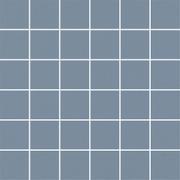 Modernizm Blue Mozaika Cięta K.4,8X4,8  29,8x29,8 Modernizm 29,8 x 29,8 cm