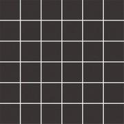 Modernizm Nero Mozaika Cięta K.4,8X4,8  29,8x29,8 Modernizm 29,8 x 29,8 cm