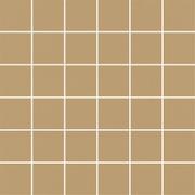 Modernizm Ochra Mozaika Cięta K.4,8X4,8  29,8x29,8 Modernizm 29,8 x 29,8 cm