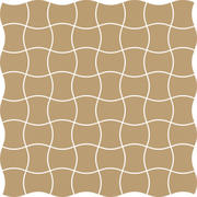 Modernizm Ochra Mozaika Prasowana K.3,6X4,4  30,86X30,86 G1 G1 Modernizm 30,9 x 30,9 cm
