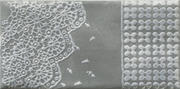 Moli Nero Inserto D 9,8x19,8 Moli 9,8 x 19,8 cm