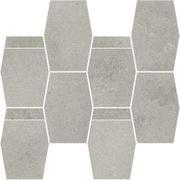 Naturstone Antracite Mozaika Cięta Hexagon Mix 28,6x23,3 Naturstone 23,3 x 28,6 cm