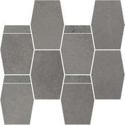 Naturstone Grafit Mozaika Cięta Hexagon Mix 28,6x23,3 Naturstone 23,3 x 28,6 cm