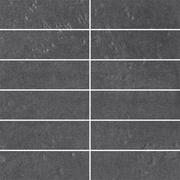Obsidiana Grafit Mozaika Cięta B K.4,8X14,8 Mat. 29,8x29,8 Obsidiana 29,8 x 29,8 cm