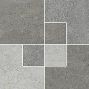 Optimal Antracite Inserto Mat. 24,7x24,7 Optimal 24,7 x 24,7 cm