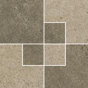 Optimal Brown Inserto Mat. 24,7x24,7 Optimal 24,7 x 24,7 cm