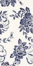 Porcelano Blue Ściana Dekor 30x60 Porcelano 30 x 60 cm