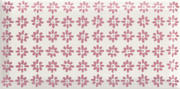 Rodari Red Ściana 9,8x19,8 9,8 x 19,8 cm