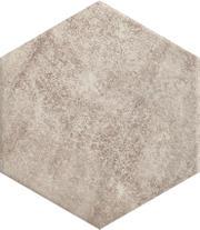 Scandiano Ochra Heksagon 26x26 Scandiano 26 x 26 cm