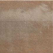 Scandiano Rosso Stopnica Prosta 30x30 Scandiano 30 x 30 cm
