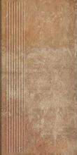 Scandiano Rosso Stopnica Prosta 30x60 Scandiano 30 x 60 cm