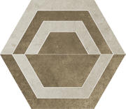 Scratch Beige Heksagon C Mat. 26x29,8 Scratch 26 x 29,8 cm