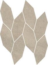Smoothstone Bianco Mozaika Cięta Satyna 22,3x29,8 Smoothstone 22,3 x 29,8 cm