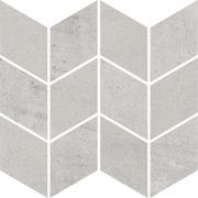 Space Grys Mozaika Cięta Romb Braid Mat. 20,5x23,8 Space 20,5 x 23,8 cm