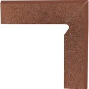Taurus Brown Cokół 2 El.-Prawy 8,1x30 Taurus 8,1 x 30 cm