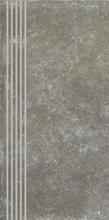 Trakt Antracite Stopnica Prosta Nacinana Mat. 29,8x59,8 Trakt 29,8 x 59,8 cm