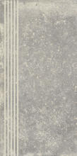 Trakt Grys Stopnica Prosta Nacinana Mat. 29,8x59,8 Trakt 29,8 x 59,8 cm
