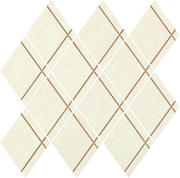 Uniwersalna Mozaika Bianco Paradyż Arton 29,8x29,9 29,9 x 29,8 cm