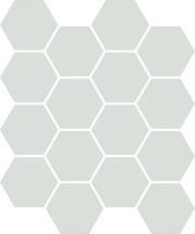 Uniwersalna Mozaika Prasowana Grys Paradyż Hexagon 22x25,5 22 x 25,5 cm
