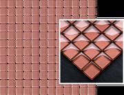Uniwersalna Mozaika Szklana Praline 29,8x29,8 Coraline / Coral Reflection / Reflex Sorenta / Sorro