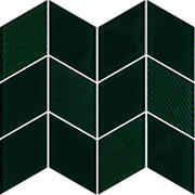 Uniwersalna Mozaika Szklana Verde Paradyż Garden 20,5x23,8 23,8 x 20,5 cm