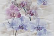 Uniwersalny Panel Orchidea Struktura 20X60x2 Dekoracje ceramiczne 40 x 60 cm
