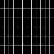 Albir Nero Mozaika Prasowana K.2,3X4,8 29,8x29,8 Altea/Albir 29,8 x 29,8 cm