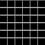 Altea Nero Mozaika Prasowana K.4,8X4,8 29,8x29,8 Altea/Albir Vivian/Purio 29,8 x 29,8 cm