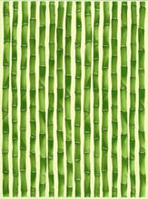 Inca Verde Inserto A 25x33,3 Inca/Bambus/Bambo 25 x 33,3 cm