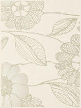 Libretto Beige Inserto Kwiat A 25x33,3 Libretto / Libro (WYCOFANE) 25 x 33,3 cm