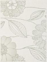 Libretto Bianco Inserto Kwiat A 25x33,3 Libretto / Libro 25 x 33,3 cm