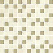 Mistere Bianco Mozaika Cięta Szklana 29,8x29,8 Mistere / Mistero (WYCOFANE) 29,8 x 29,8 cm