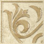 Raggio Beige Narożnik Mat. 7,2x7,2 Raggio 7,2 x 7,2 cm