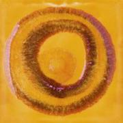 Reflette Giallo Inserto Koło 9,8x9,8 Reflette 9,8 x 9,8 cm