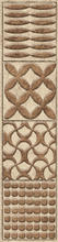 Rixos Beige Listwa Mat. 9,7x40 Rixos 9,7 x 40 cm