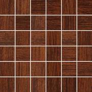 Rovere Rosso Mozaika Cięta B Mat. 29,8x29,8 29,8 x 29,8 cm
