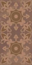 Sabro Brown Inserto Geometryk 29,5x59,5 Sabro / Silon 29,5 x 59,5 cm