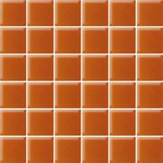 Uniwersalna Mozaika Szklana Arancione K.4,8X4,8  29,8x29,8 Modul/Purio 29,8 x 29,8 cm